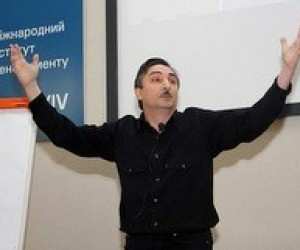 Густав Водічка в МІМ-Київ: казка для дорослих