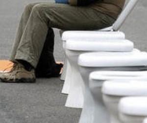 """Cільським школам – """"туалети майбутнього"""""""