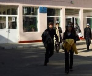 У школі Донецька четверо школярів отруїлися газом