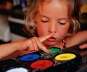 Рисунок ребенка: как узнать о своем малыше