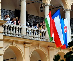 Вишеградська літня школа у Кракові