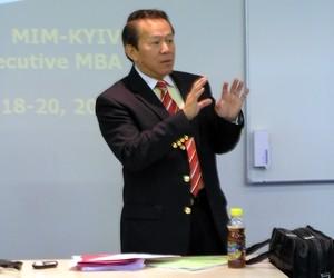 Професор Годвін Вонг проаналізував шляхи залучення інвестицій