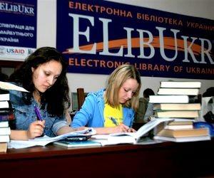 """Проект ElibUkr """"Електронна бібліотека України"""" на Ярмарку бібліотечних інновацій"""