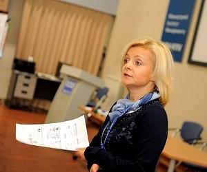 У МІМ-Київ відбувся майстер-клас Людмили Білоконь