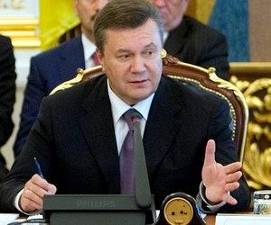 """Янукович розкритикував законопроект """"Про вищу освіту"""""""