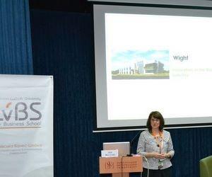 У LvBS вчаться впроваджувати інновації в бізнес