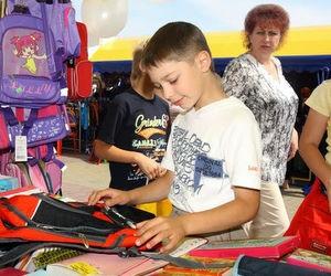 Шкільні ярмарки у Києві відкриються 1 серпня