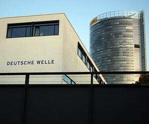 Академія Deutsche Welle запрошує журналістів для навчання в магістратурі