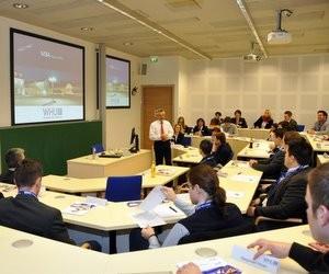 Вища школа менеджменту (Німеччина) презентує свої програми в Києві