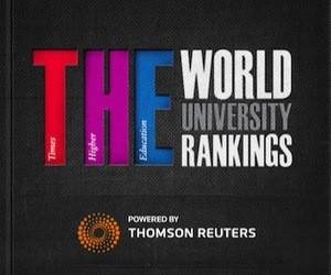 Світовий рейтинг університетів Times Higher Education 2011/2012