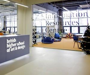 Британська вища школа дизайну (Росія)