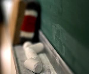 У зв'язку з нестачею коштів учителів Полтави відправляють у неоплачувані відпустки