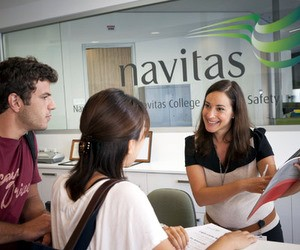 Світова мережа навчальних закладів NAVITAS