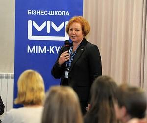 У кризу нашим менеджерам не до МВА, - президент MІM-Київ
