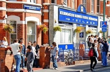 Знижка на програми Bournemouth Business School