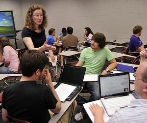 Програма підвищення кваліфікації у США для вчителів
