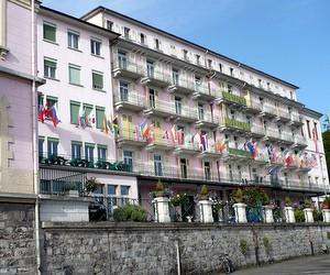 Інститут готельного менеджменту Cesar Ritz Colleges (Швейцарія)