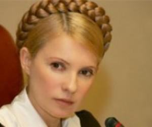 Тимошенко просить журналістів висловити позицію Кабміну по виплаті стипендій