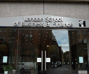 London School of Business and Finance (Велика Британія, Канада)