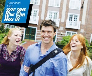 Міжнародна освітня організація EF (Education First)