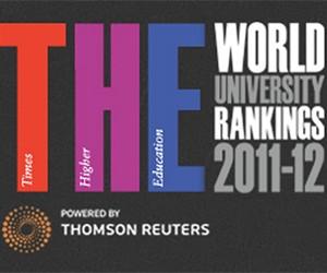 Тенденції рейтингу репутації світових вузів 2012