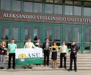 Aleksandras Stulginskis University (Литва)
