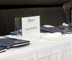 Презентація Glion Institute of Higher Education (Швейцарія)