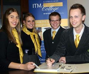 Нові методики навчання в International College of Tourism and Management (Австрія)