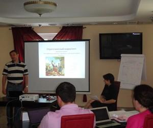 МІБ провів виїзну сесію групи Executive MBA в Одесі