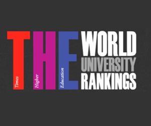100 кращих університетів світу до 50 років від Times Higher Education