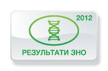 Біологія. Результати ЗНО 2012 року