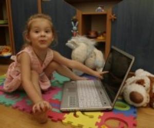 Когда лучше знакомить ребенка с компьютером