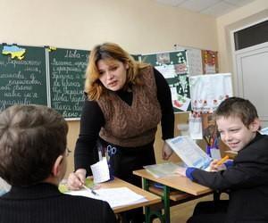 У школах планується ввести посаду асистента вчителя інклюзивного навчання