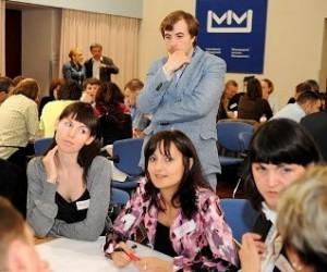В маркетинг-кафе МІМ-Київ обговорили актуальні питання впровадження CRM в українських компаніях