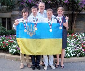 Україна увійшла до десятки кращих на Всесвітній олімпіаді з хімії