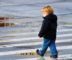"""Стартував профілактичний рейд """"Увага! Діти на дорозі!"""""""