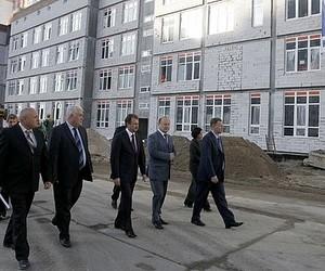 До початку нового навчального року у Києві відкриється одна з найбільших шкіл
