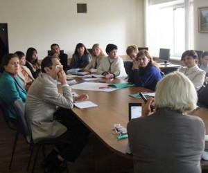 Підготовка управлінців до стажування у Німеччині в ІВК КНТЕУ