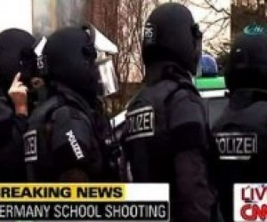 У німецькій школі невідомий розстріляв 10 чоловік