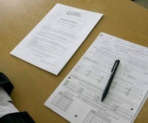 Затверджено характеристики тестів ЗНО-2013