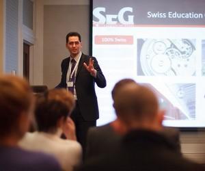 """Семінари """"Навчання в Швейцарії"""": кар'єрні перспективи в індустрії гостинності"""