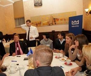 У МІМ-Київ стартував перший One Day MBA