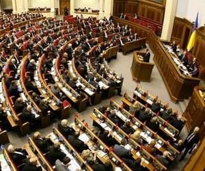 У парламенті зареєстровано законопроект Згуровського