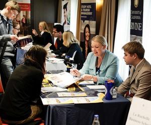 Виставка UPPF 2013: Освіта за кордоном очима студентів