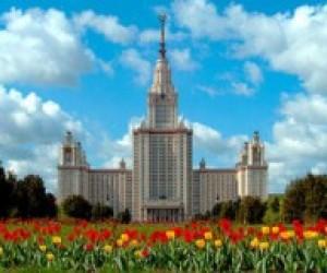 Ющенко нагородив орденом ректора Московського державного університету