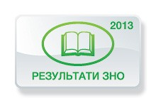 Світова література. Результати ЗНО 2013 року