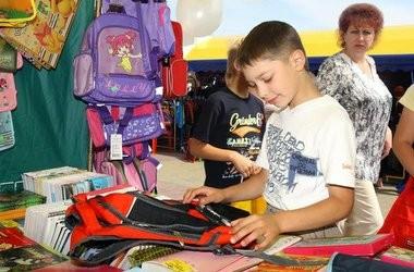 Уряд перевірить безпеку шкільних товарів