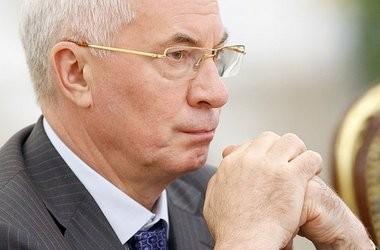 Азаров відвідав новий російсько-український ліцей
