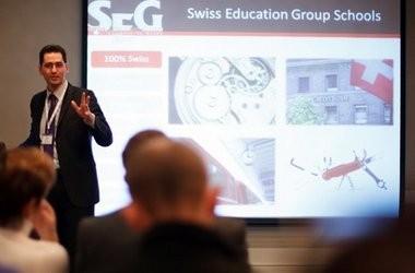 Ознайомчі семінари «Освіта в Швейцарії»