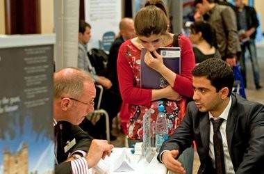Міжнародний ярмарок освіти в Києві
